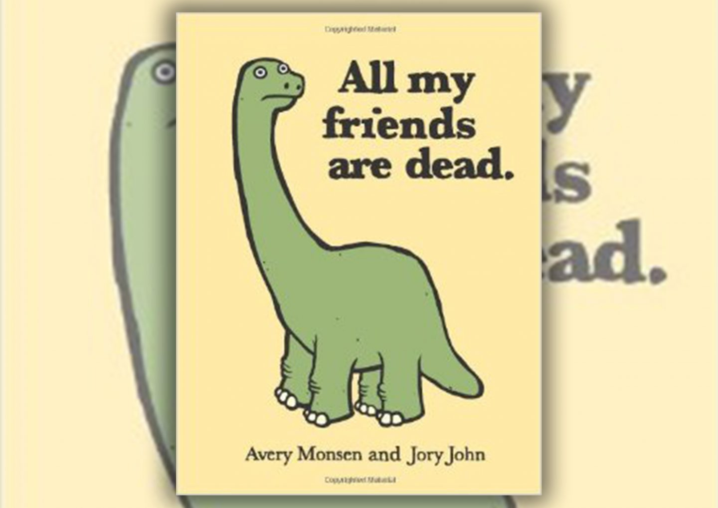 Review: All My Friends Are Dead by Avery Monsen