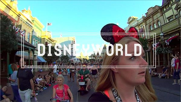 NEW VIDEO: Walt Disney World!