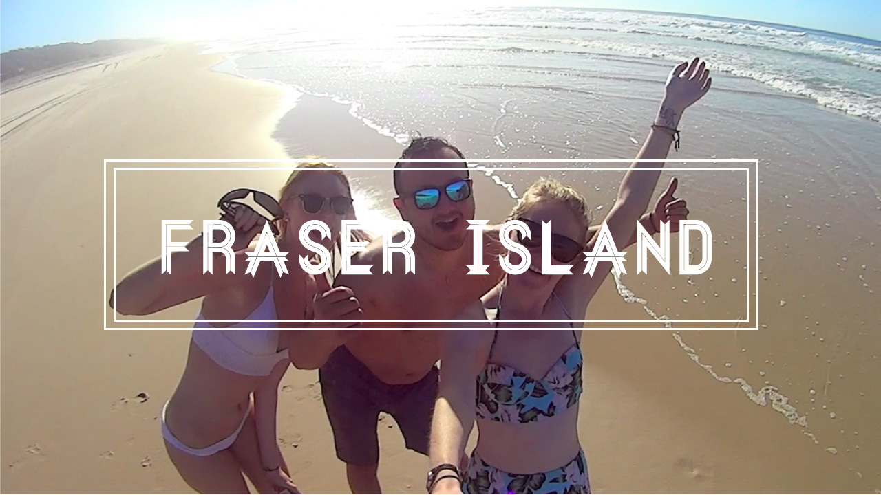 NEW YOUTUBE VIDEO: G Adventures Trip: Part One (Fraser Island)