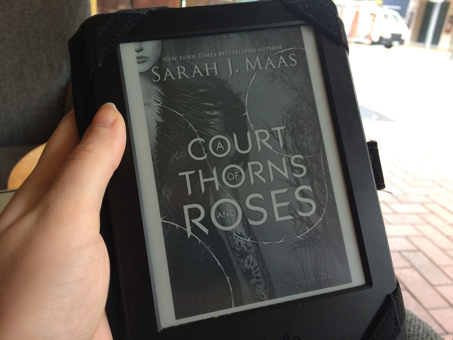 A Court Of Thorns And Roses by Sarah J Maas Book Review