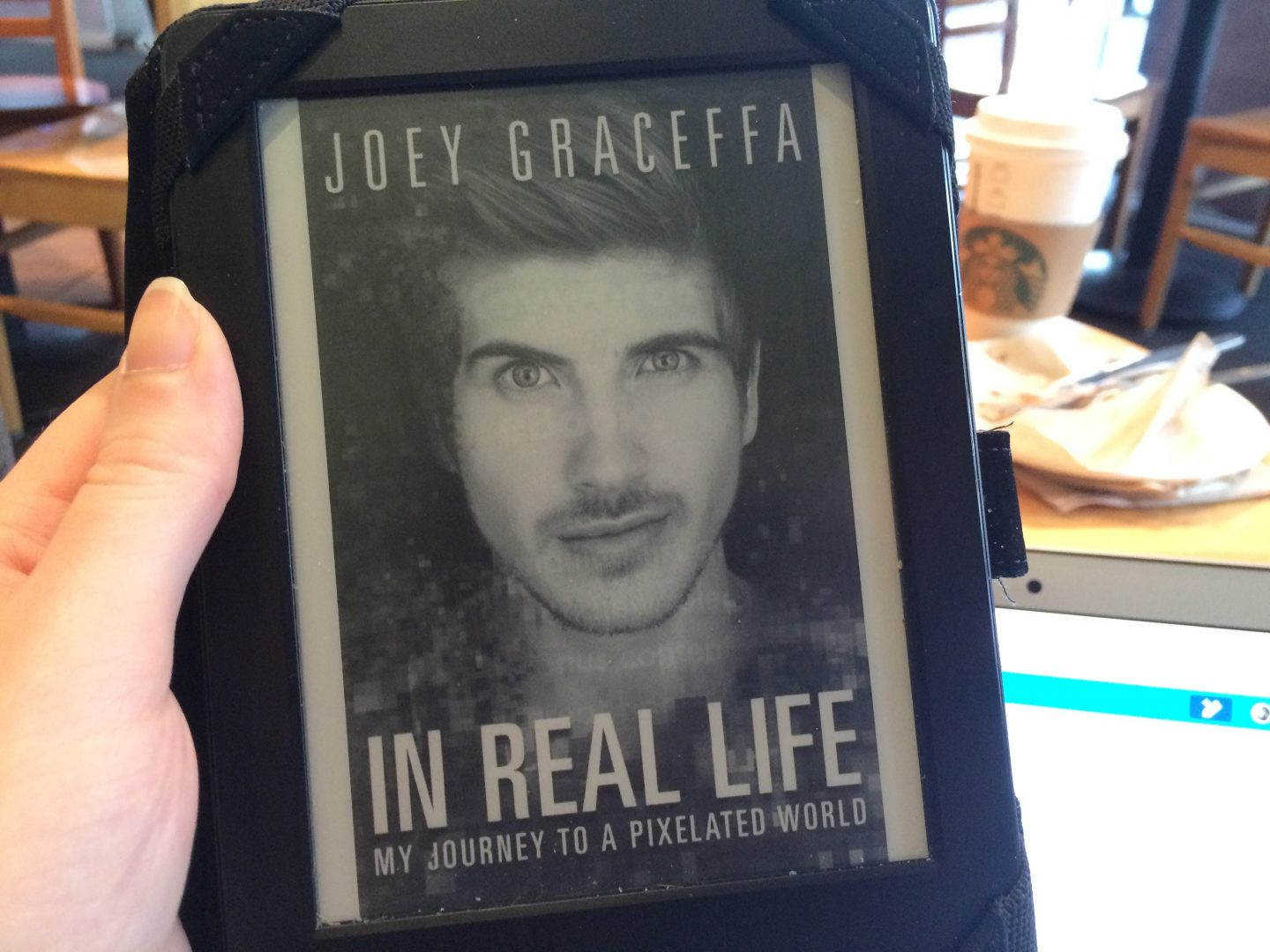 In Real Life: My Journey to a Pixelated World by Joey Graceffa Review