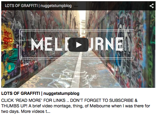 NEW VIDEO: Short Melbourne Montage