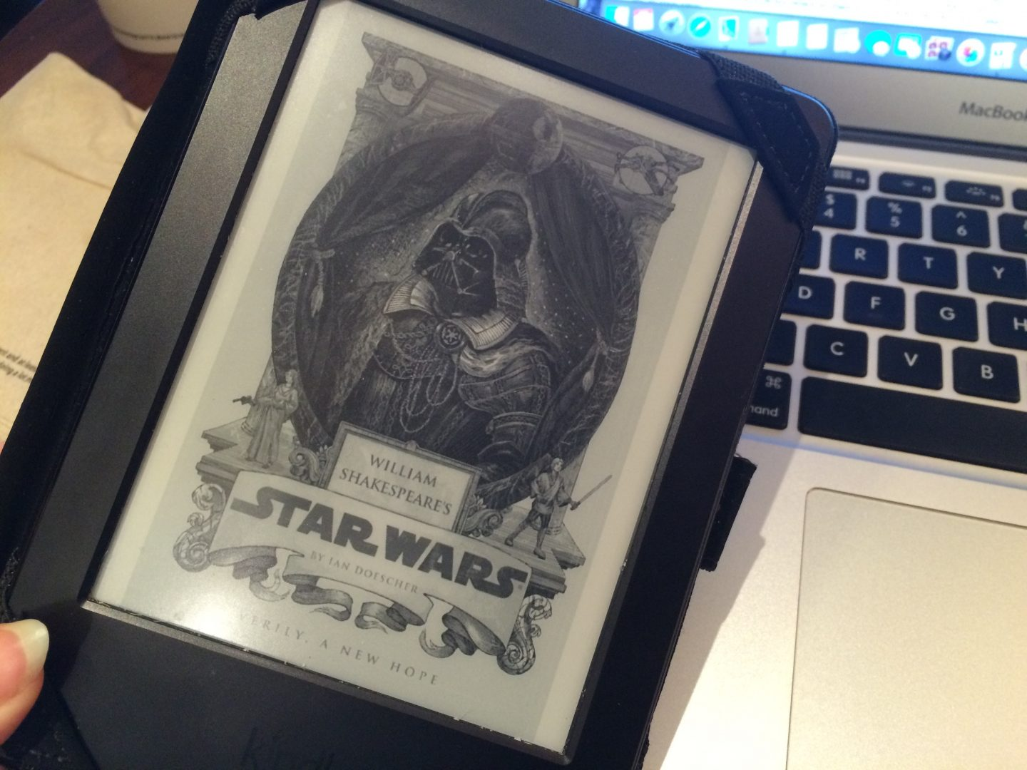 William Shakespeare's Star Wars: Verily, A New Hope (William Shakespeare's Star Wars #4) by Ian Doescher Review