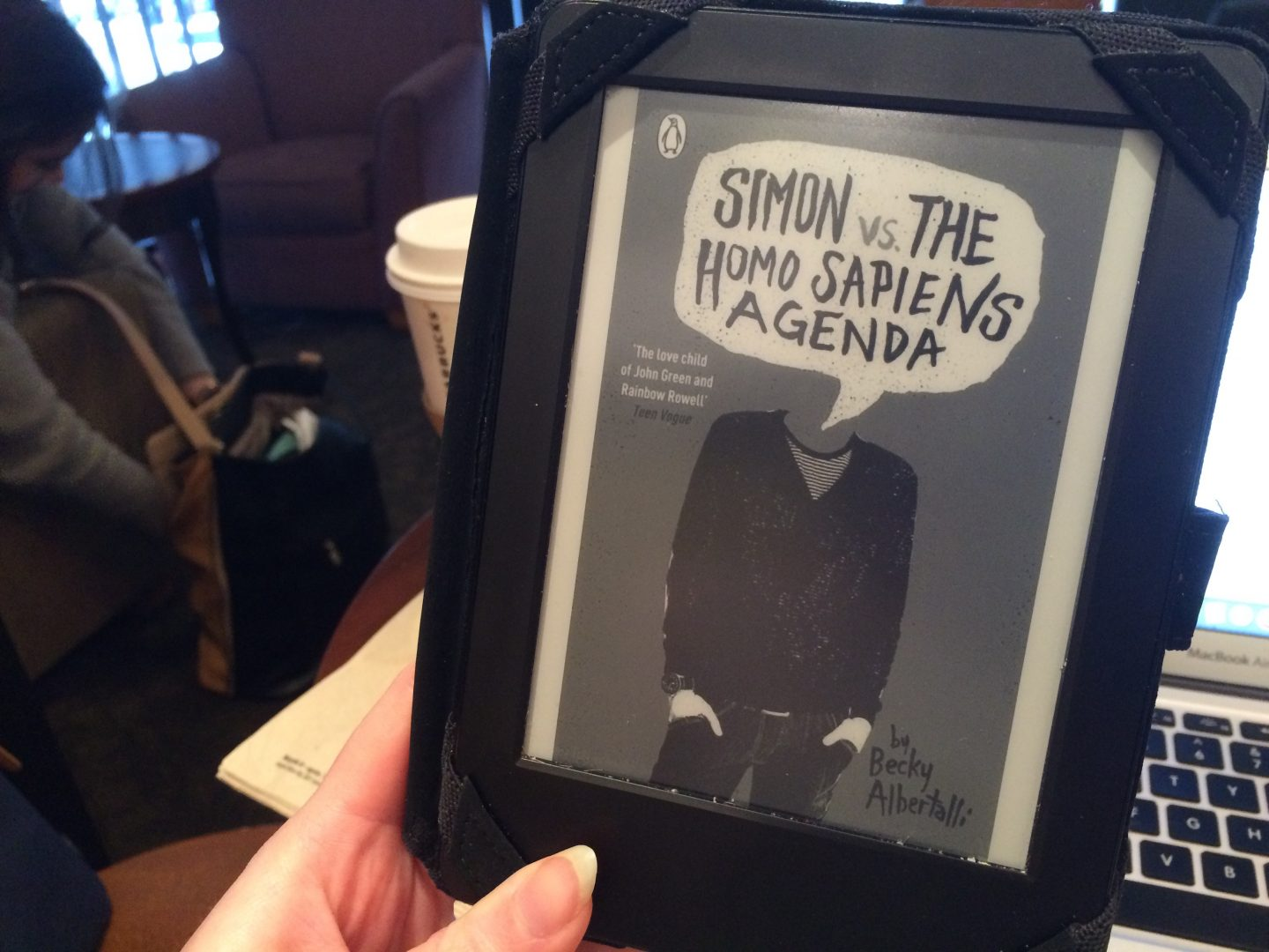 Simon vs. the Homo Sapiens Agenda by Becky Albertalli Book Review
