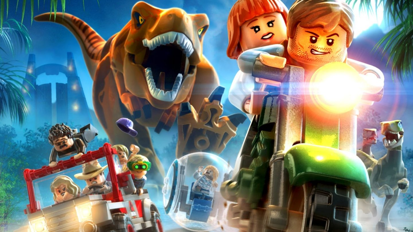 Lego Jurassic World Game Review (Xbox One)
