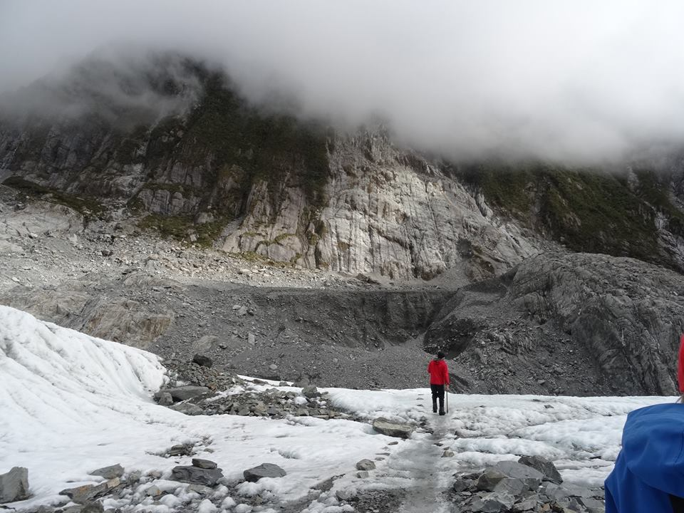Franz Josef Glacier Hike, New Zealand