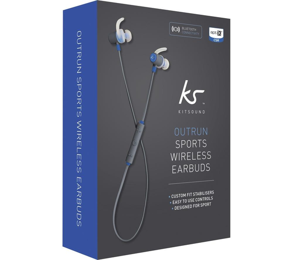 KSOutrun Bluetooth Earphones Review