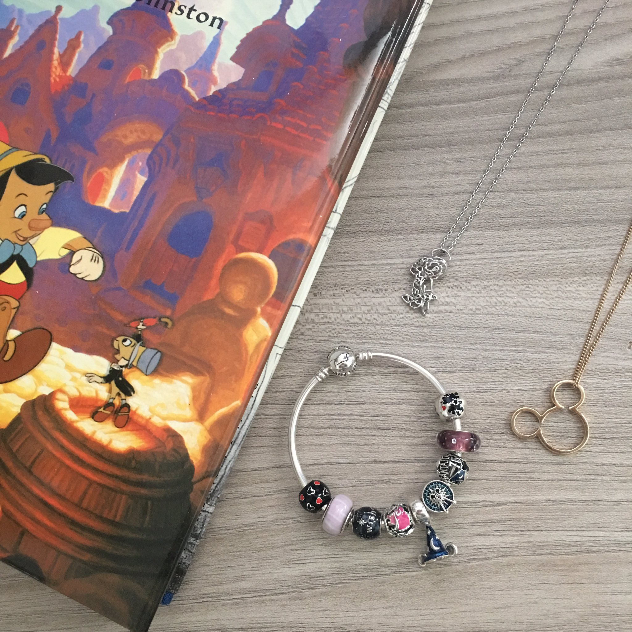 Disney Jewellery Collection - Disney Parks - Disney Couture - Pandora
