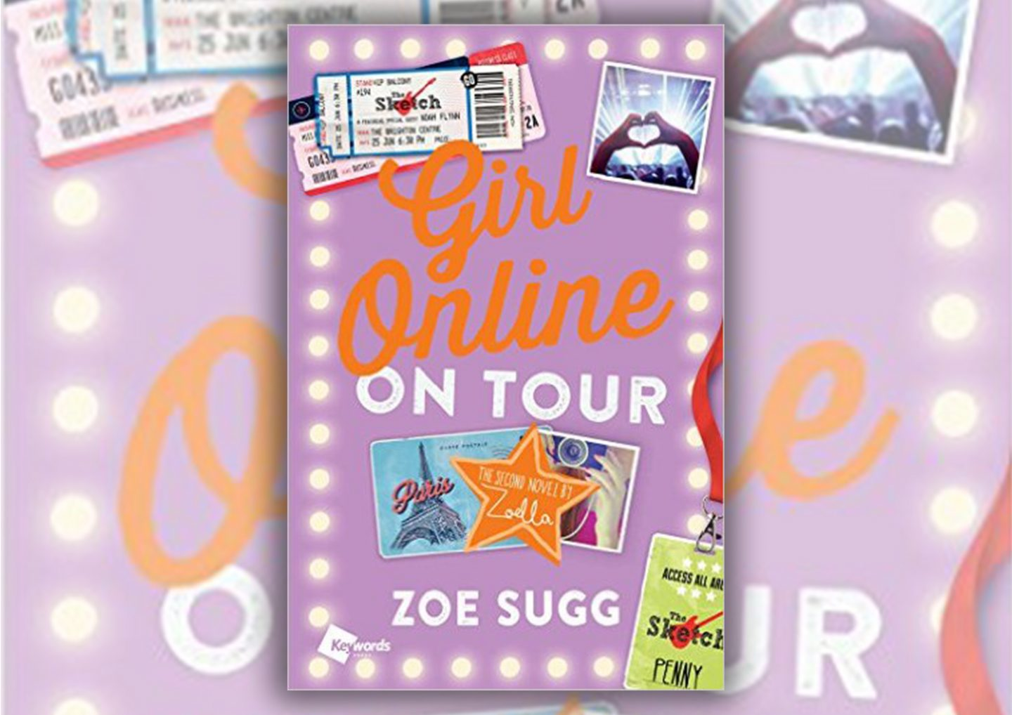 Review: Girl Online On Tour by Zoe Sugg (Zoella)