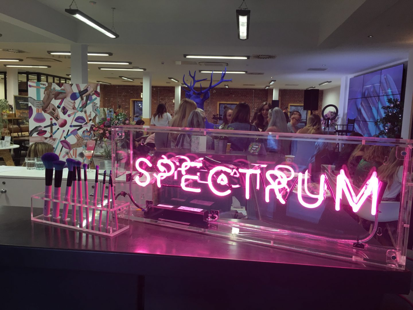 Spectrum Collections Event