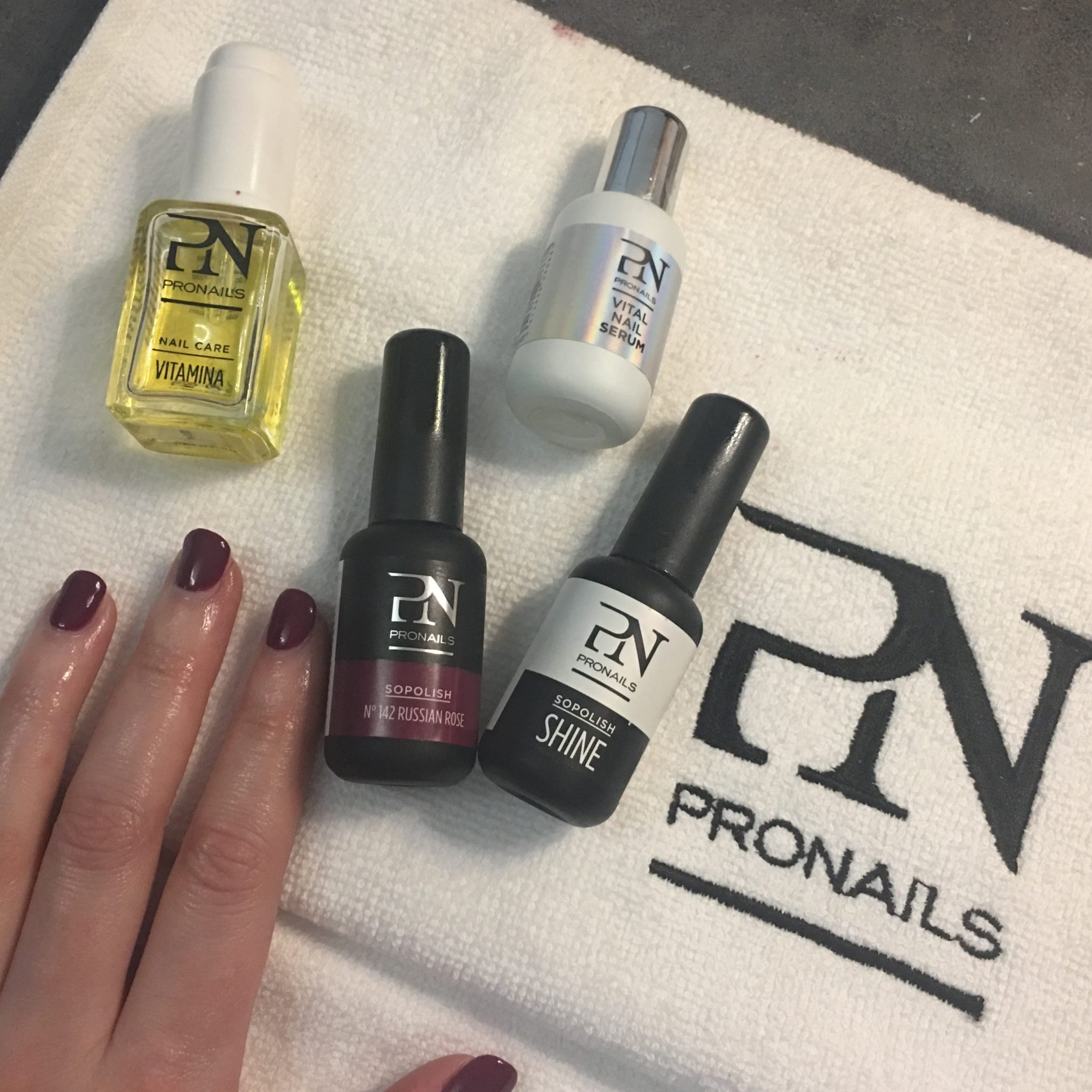Pronails Blogger Event, Vale of Glamorgan Resort