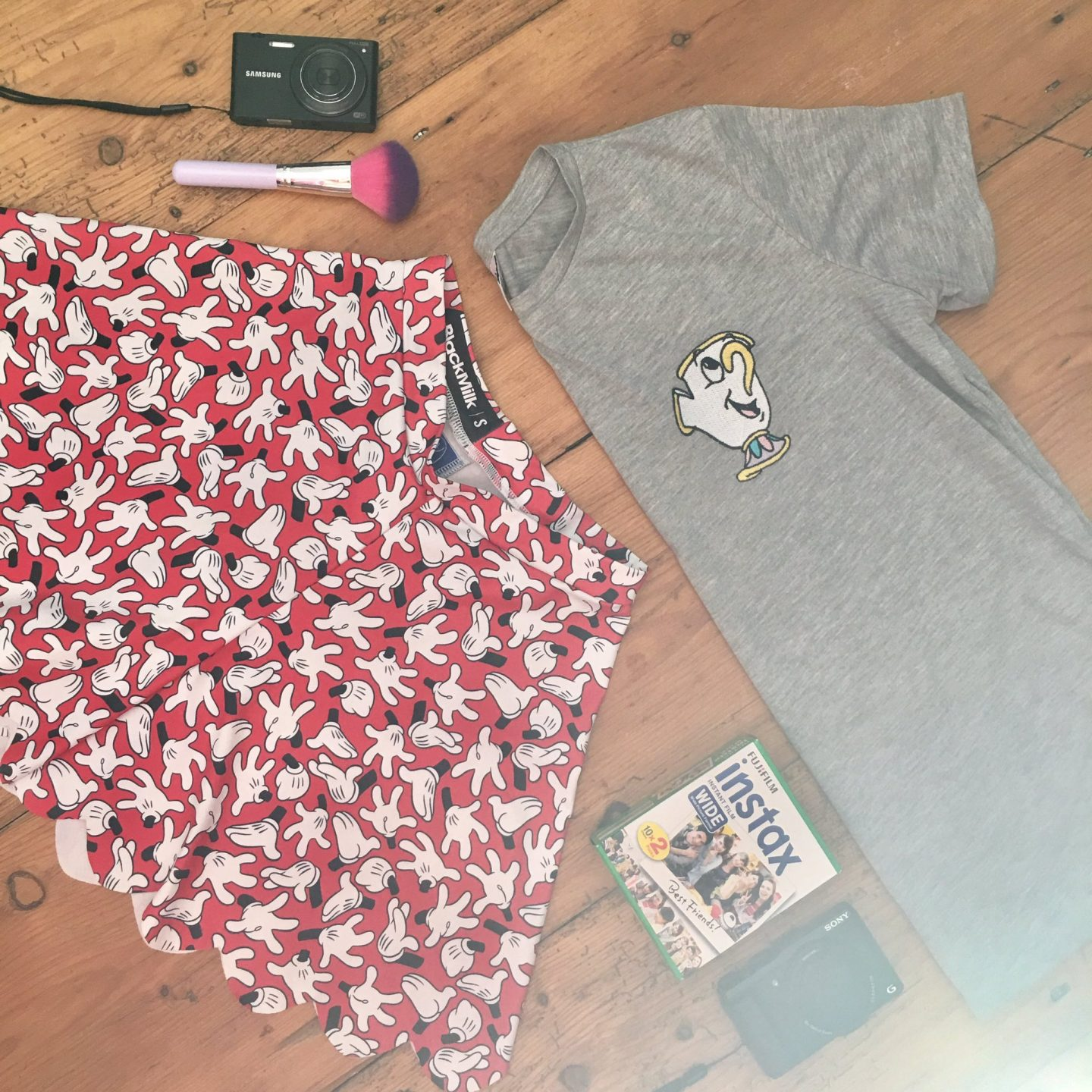What I packed for my California Holidays?