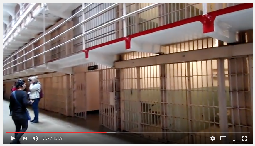 Alcatraz and The Walt Disney Family Museum California Vlog YouTube