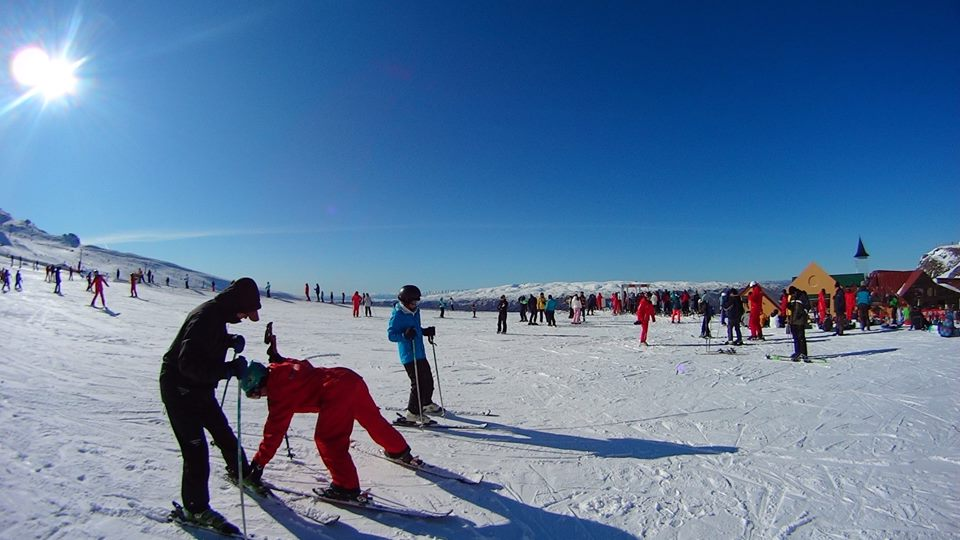 Want to go skiing in New Zealand? Cardrona