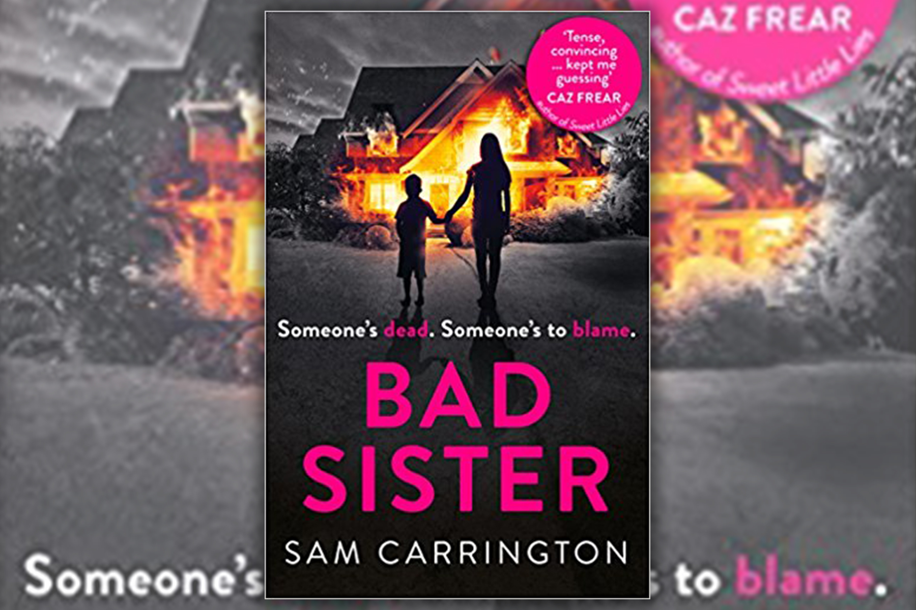Bad Sister by Sam Carrington Book Review
