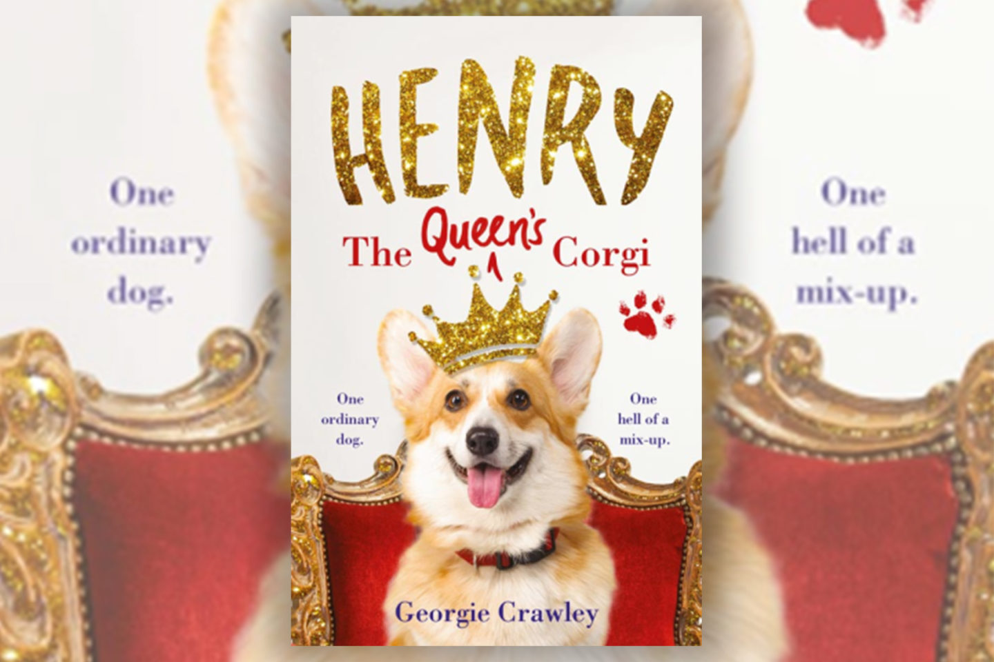Review: Henry, The Queen's Corgi