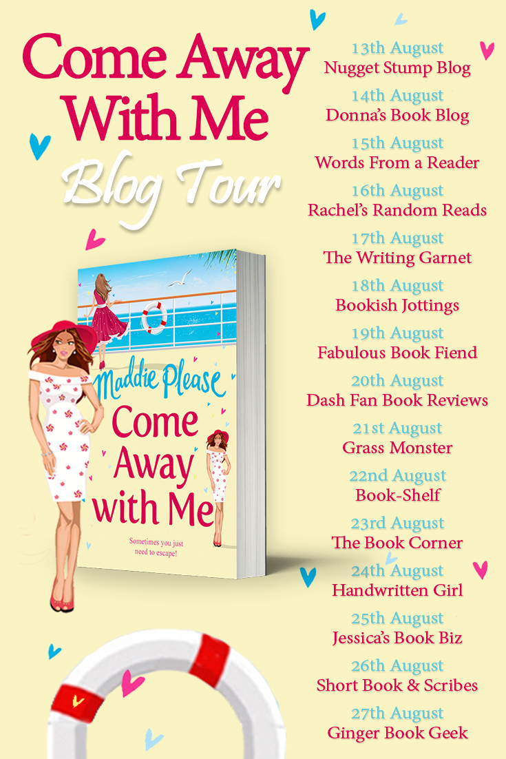Come Away With Me Blog Tour