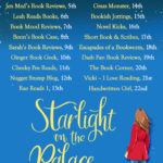 A list of blogs featuring the extracts or review from Starlight on the Palace Pier by Tracy Corbett