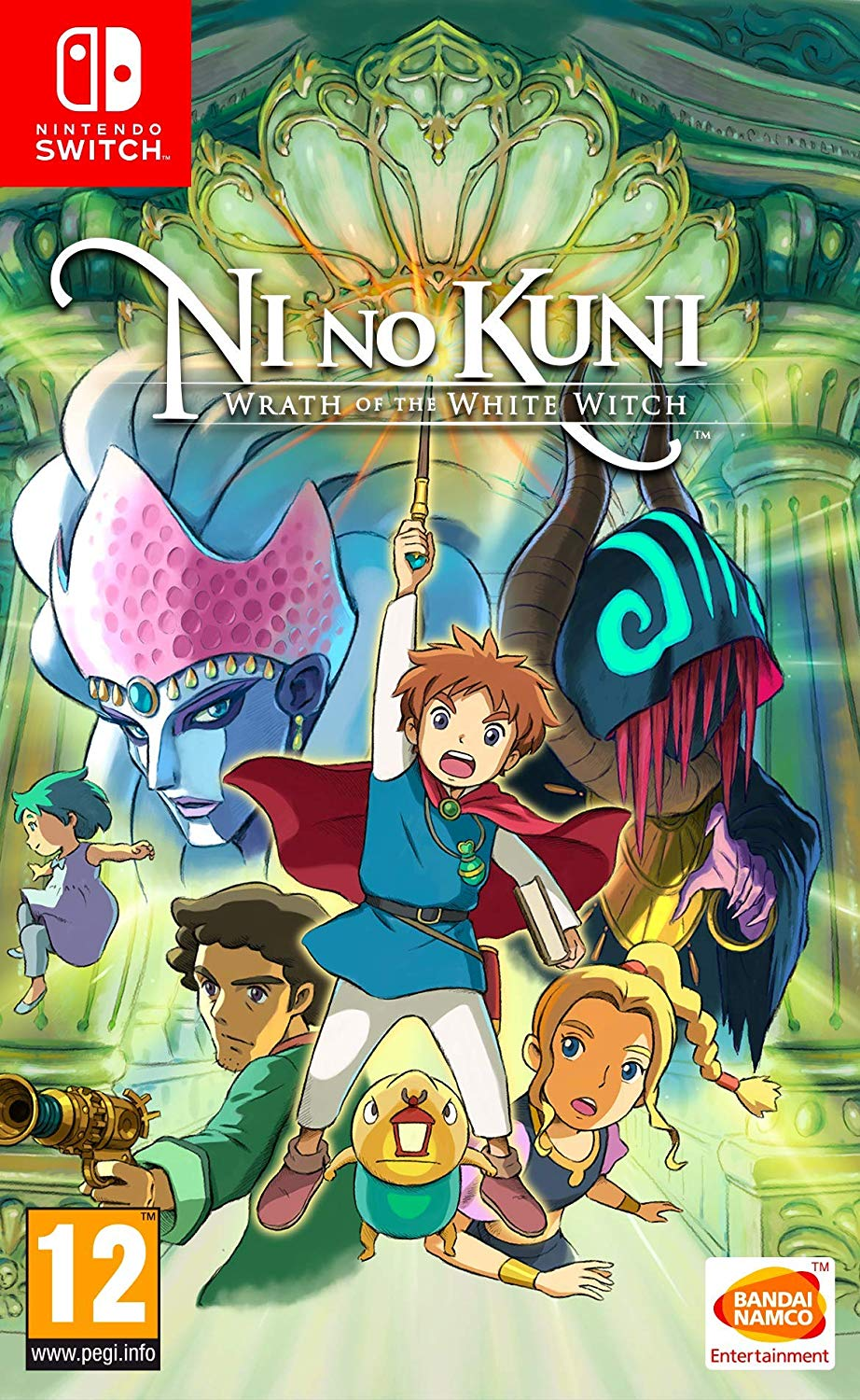 Cover art for Ni No Kuni