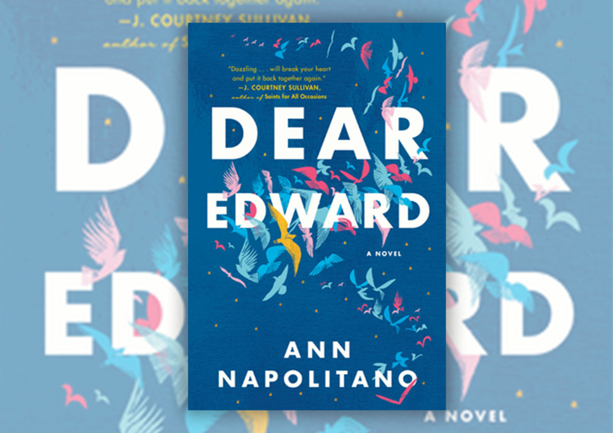 Book Cover of Dear Edward