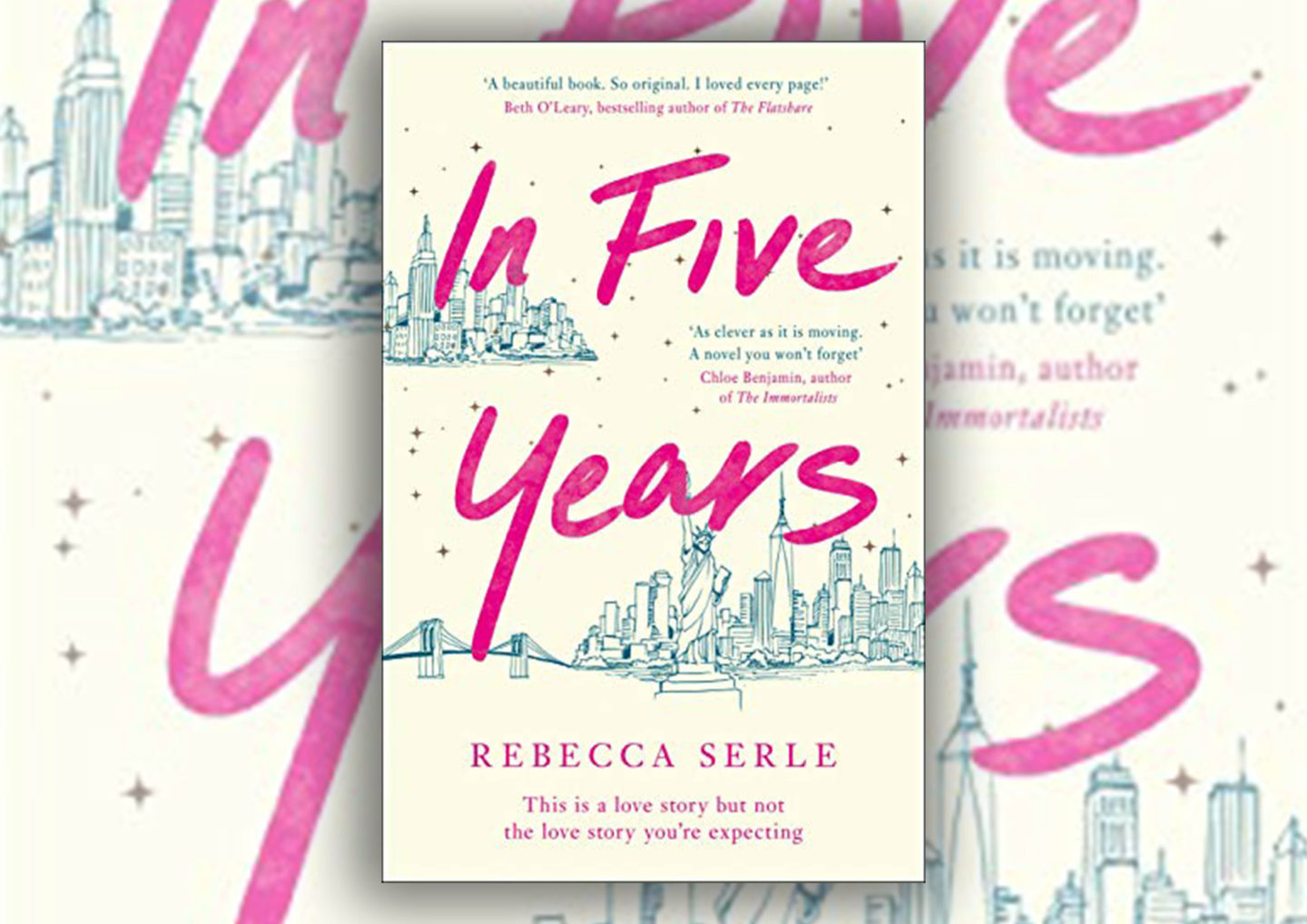 In Five Years Rebecca Serle
