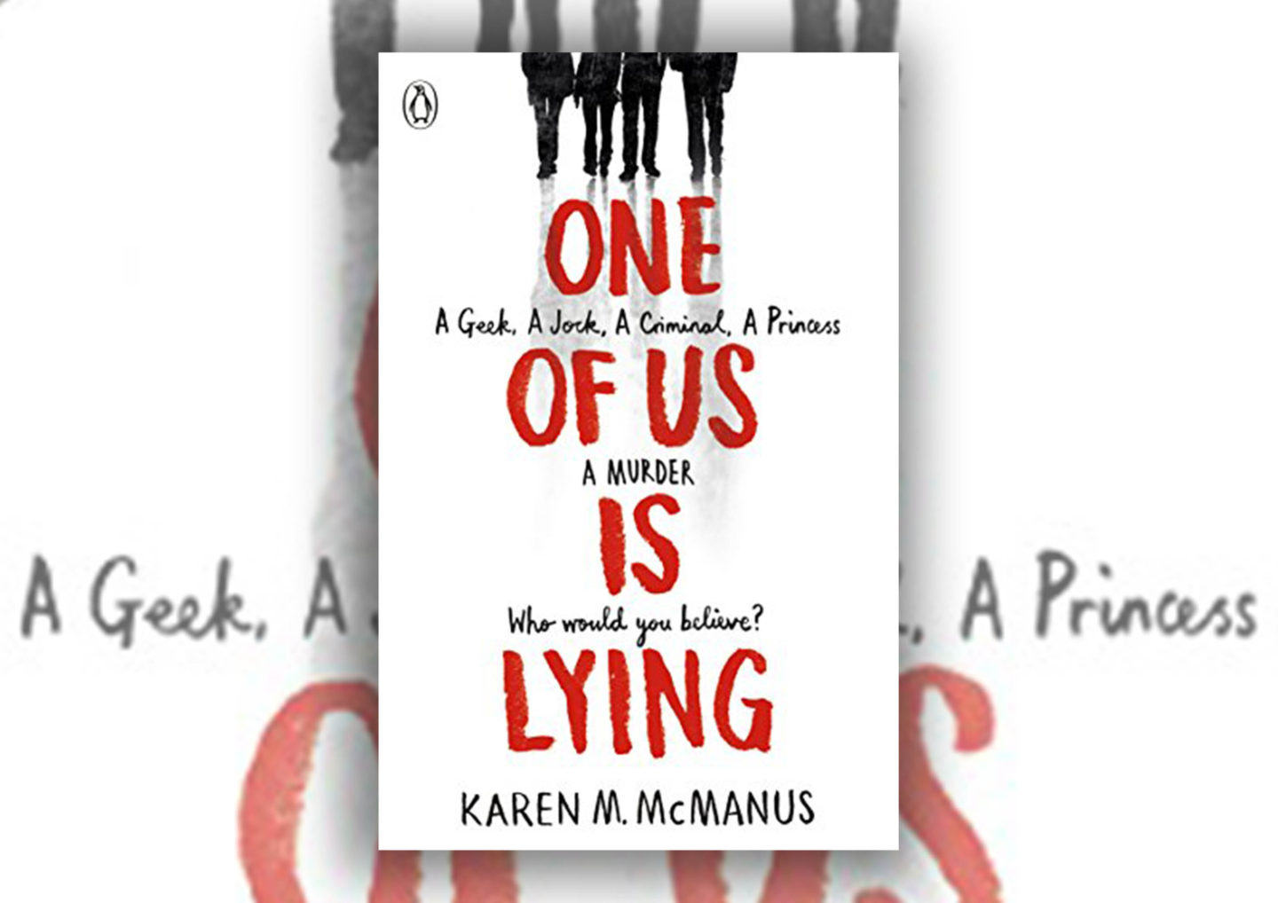 One Of Us Is Lying Karen McManus