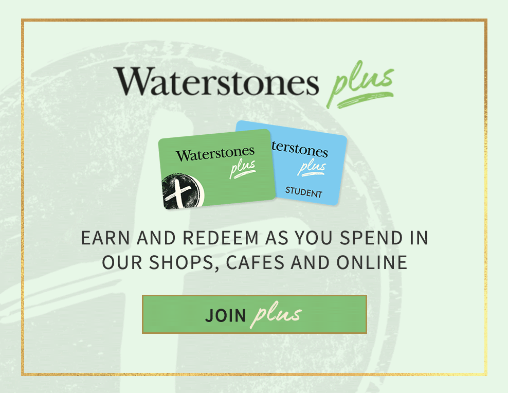 Waterstones Plus Card image